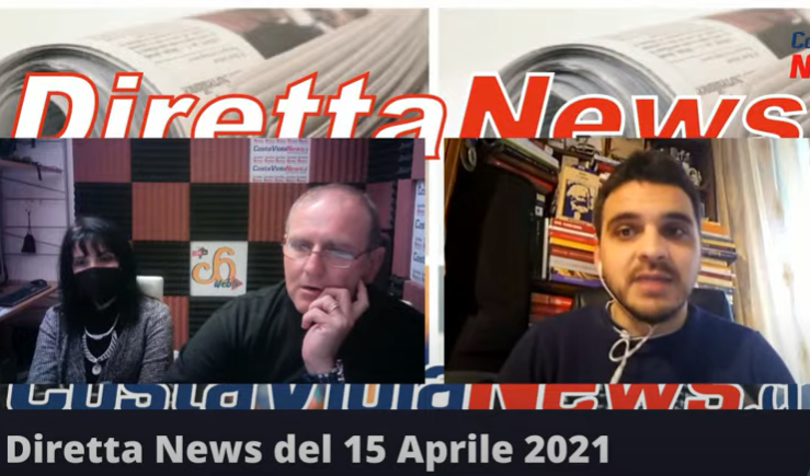 Gianmarco Iaria nuovo Coordinatore Editoriale di CostaViolaNews.it (VIDEO)