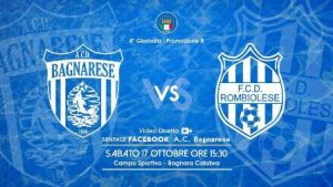 Bagnarese - Rombiolese