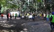 """Puliamo l'Aspromonte"", liberata dai rifiuti l'area picnic di Tre Aie a Gambarie"